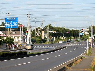 ROUTE254/風景/東松山市